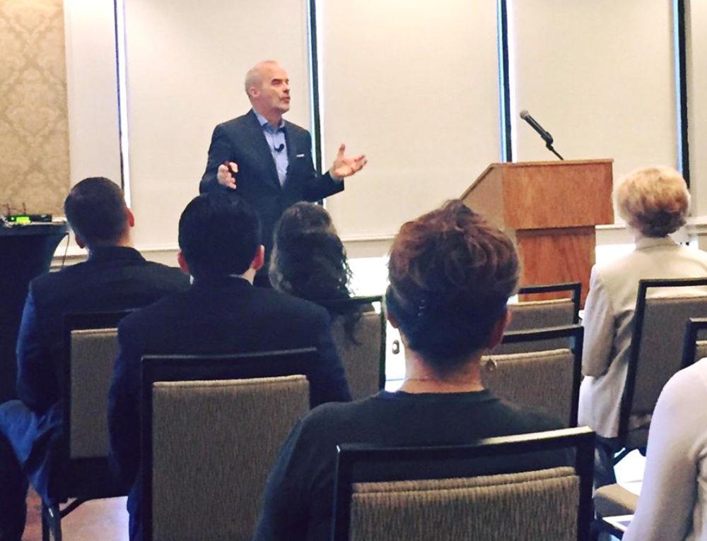 Keynote Speaker Jeff Shore Shares Real Estate Sales Tips