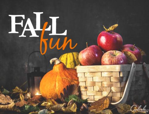Fall Activities, Festivities & Fun