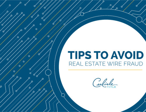 Tips to Avoid Real Estate Wire Fraud