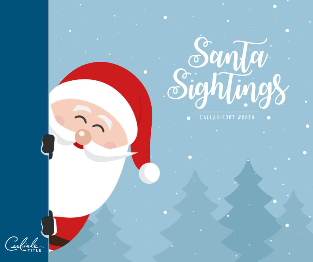 DFW Best Santas