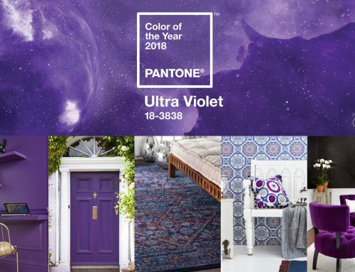Design Spotlight: 2018 PANTONE® Color of the Year